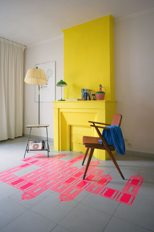 color trend  yellow the new neatural  la la Lovely