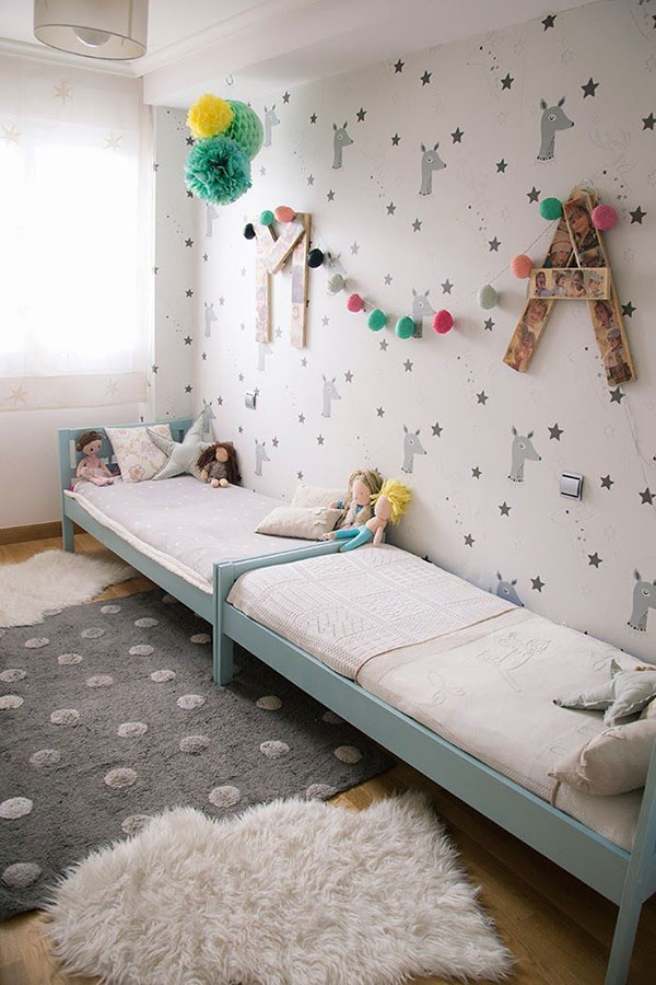 la la loving shared room