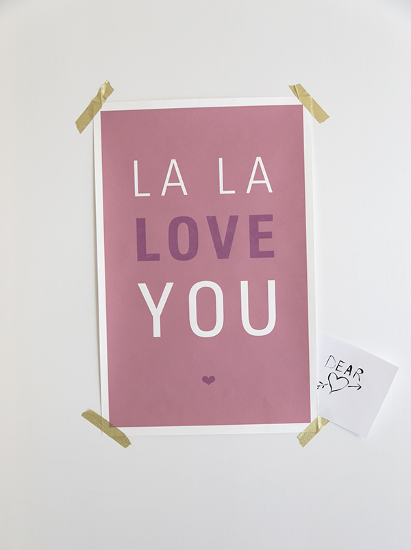 la la love you_La La Lovely
