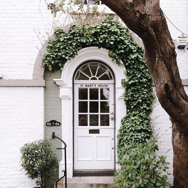 front door love| la la lovel