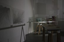 Evil Earth System installation view