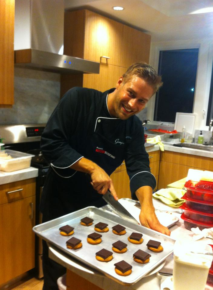 KitchenSurfing LA  Bring the Chef to your Home  LaLaScoop