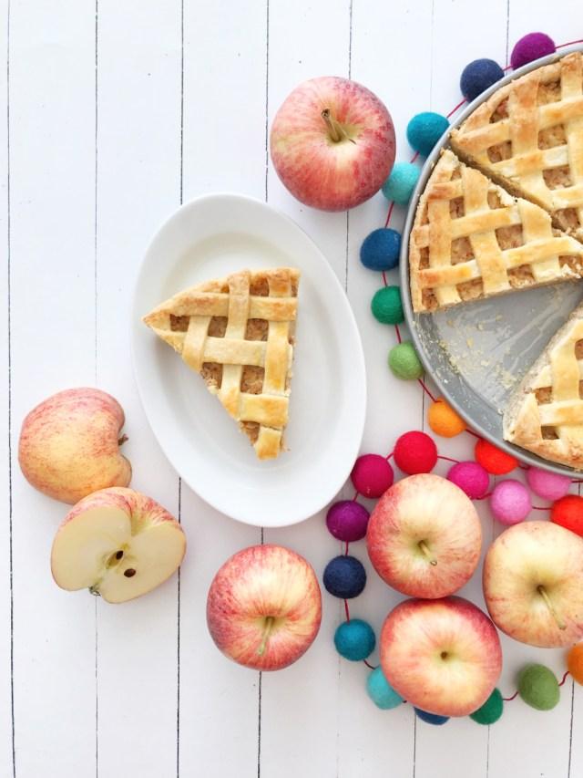 Apfelstrudelkuchen