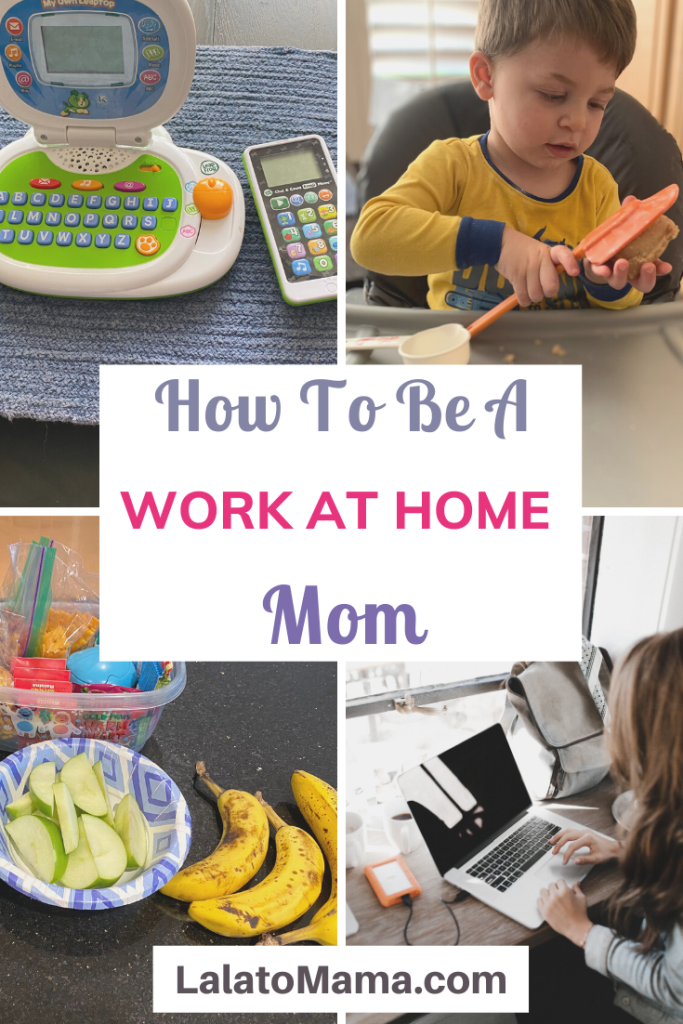 Work at home Mama