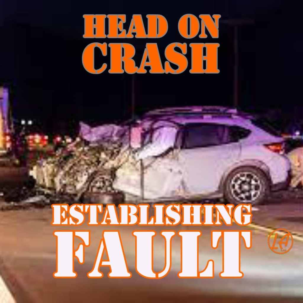 LA LAW head on crash-ct personal injury lawyer