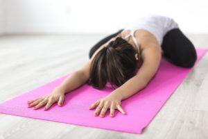 YOGA - אימון גופני לאחר לידה מומלץ למניעת דיכאון לאחר לידה