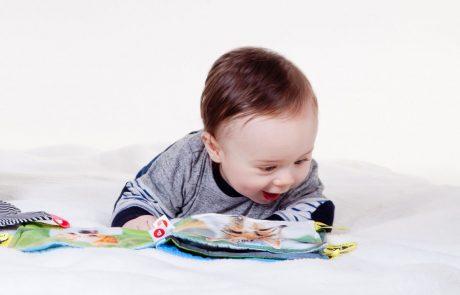 תרגילי התהפכות תינוקות / מאת: ענת דרורי.