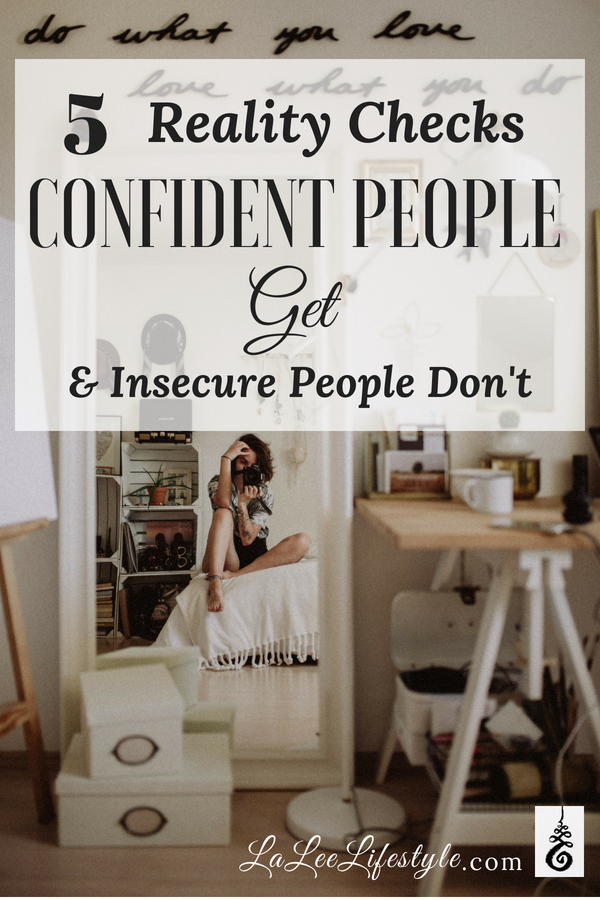 create confidence