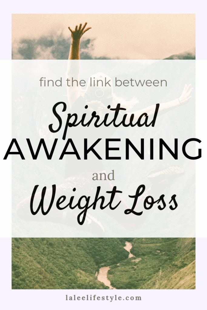 spiritual awakening weight loss