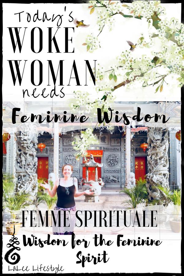 FEMME SPIRITUALE: spirituality for women