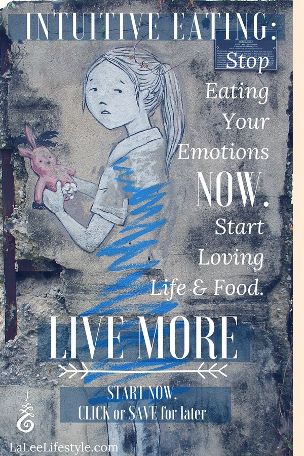 Intuitive Eating: stop emotional eating now