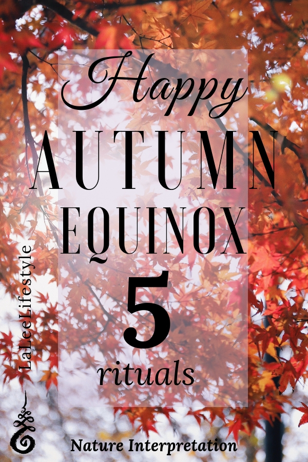 Fall equinox has arrived! use these tips I love to have the best autumn equinox celebrations ever.
