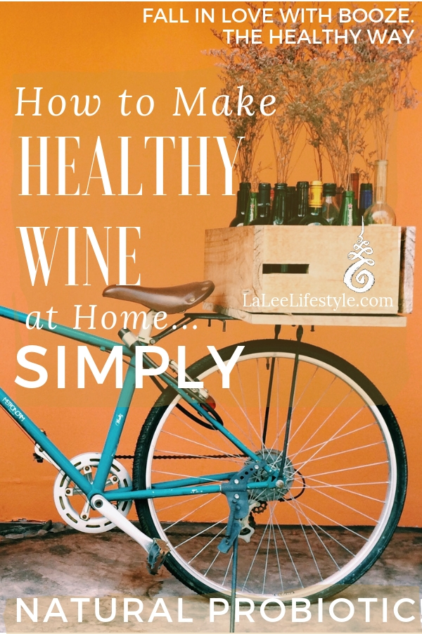 How to make healthy, low carb, probiotic rich sparkling wine out of the anti-inflammatory super food powerhouse: turmeric.