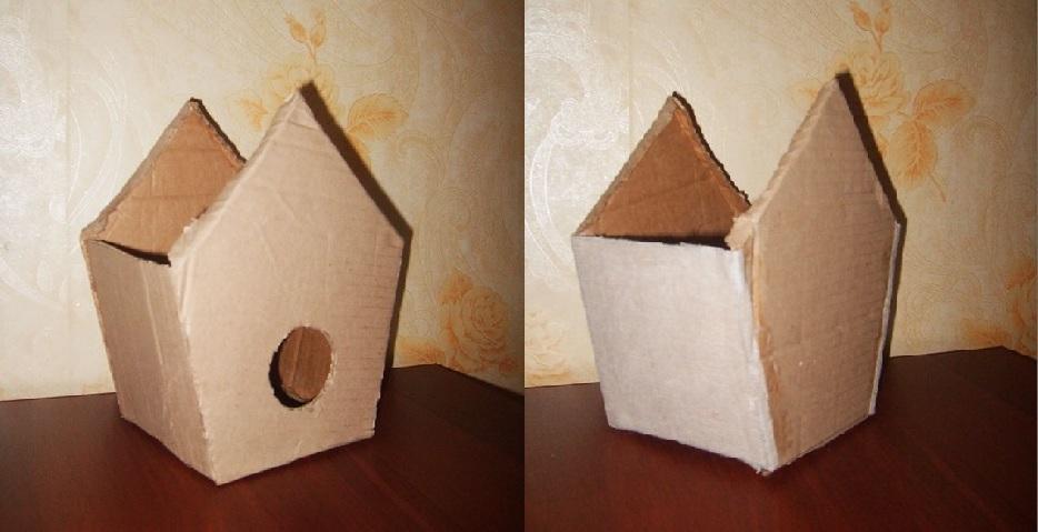 Идеи для дома своими руками. Короб для хранения 8