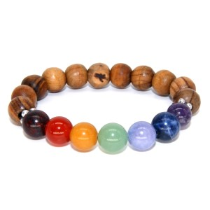 Bracelet Chakras 10mm – Mixte