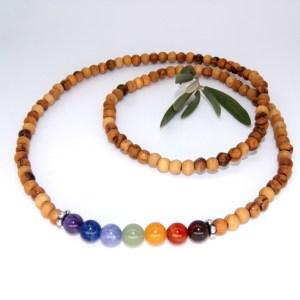 Bracelet / Collier Chakras – Mixte