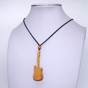 Collier Guitare électrique – Olivier – Mixte