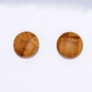 Boucles d'oreilles grosses Puces – Olivier