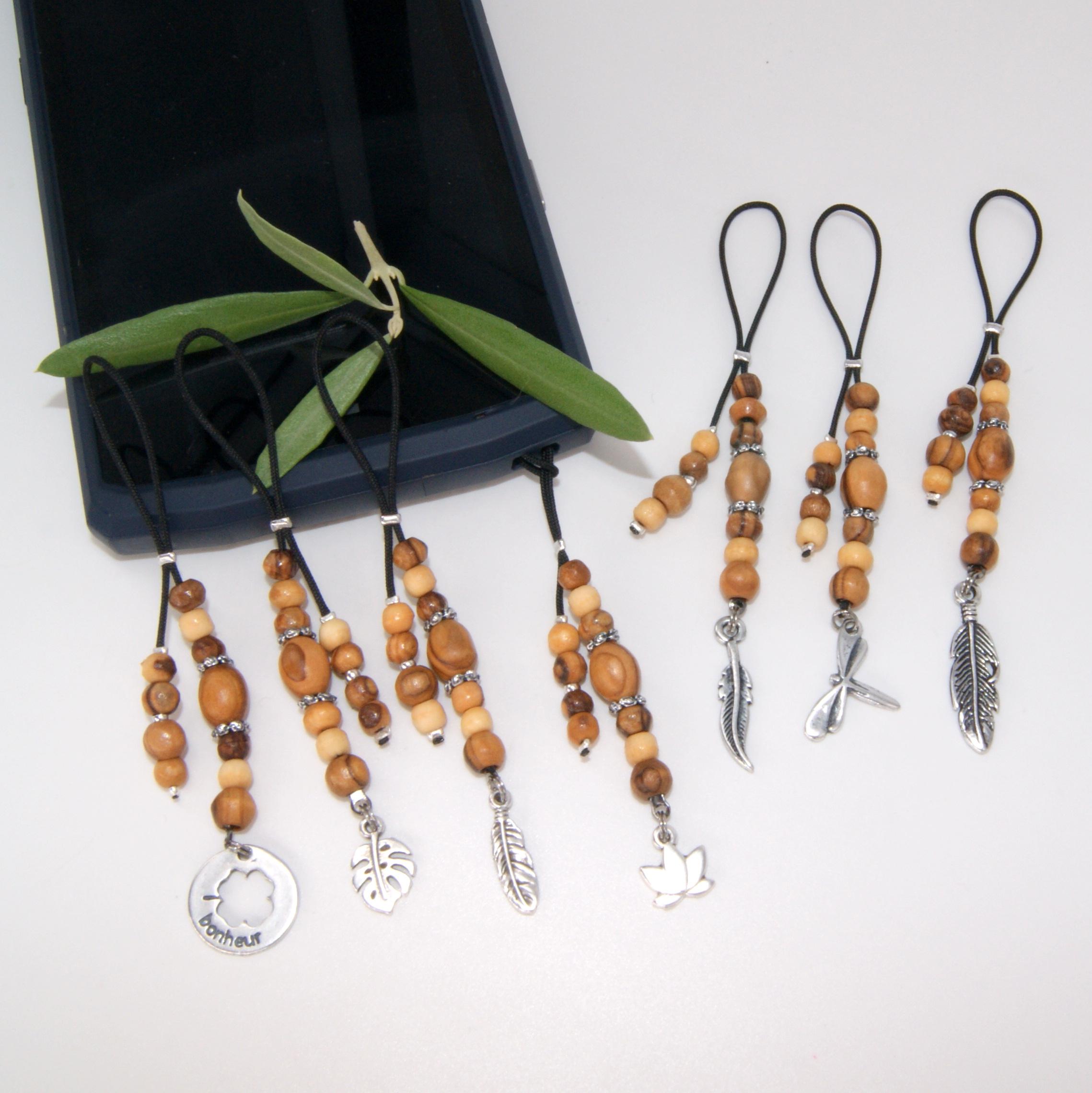 Bijoux de portables