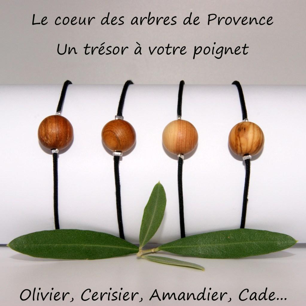 Bracelet trésor de Provence