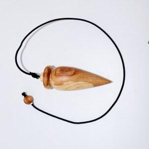 Pendule «esquiròu» – Olivier
