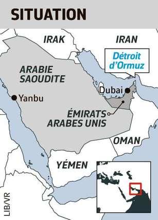 Pétrole : le détroit d'Ormuz, zone stratégique au coeur