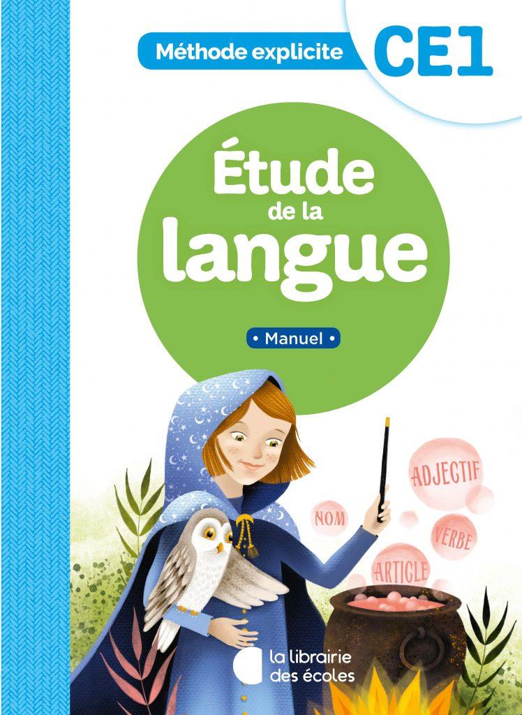 Etude De La Langue Ce1 : etude, langue, Méthode, Explicite, Étude, Langue, Manuel, Librairie, Ecoles