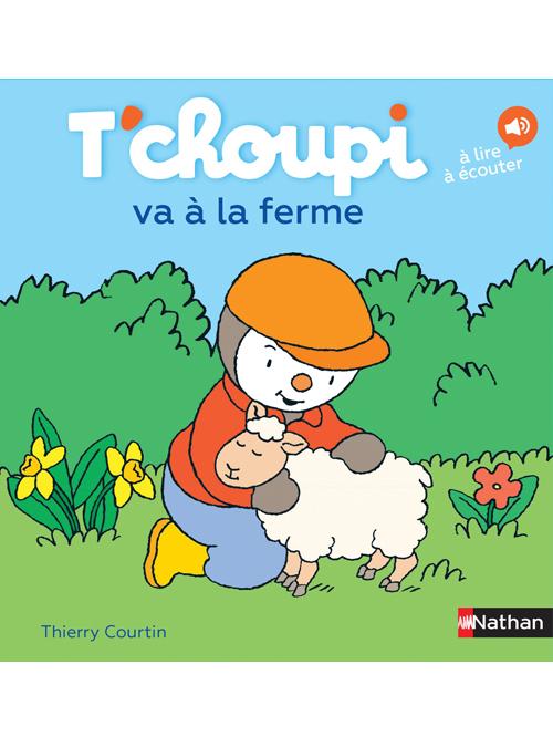 Tchoupi à La Ferme : tchoupi, ferme, T'choupi, Ferme, Librairie, Enfants