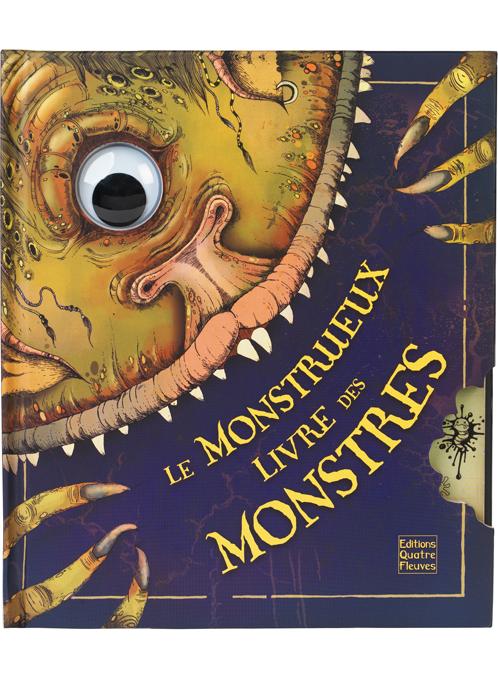 Le Monstrueux Livre Des Monstres : monstrueux, livre, monstres, Monstrueux, Livre, Monstres, Librairie, Enfants