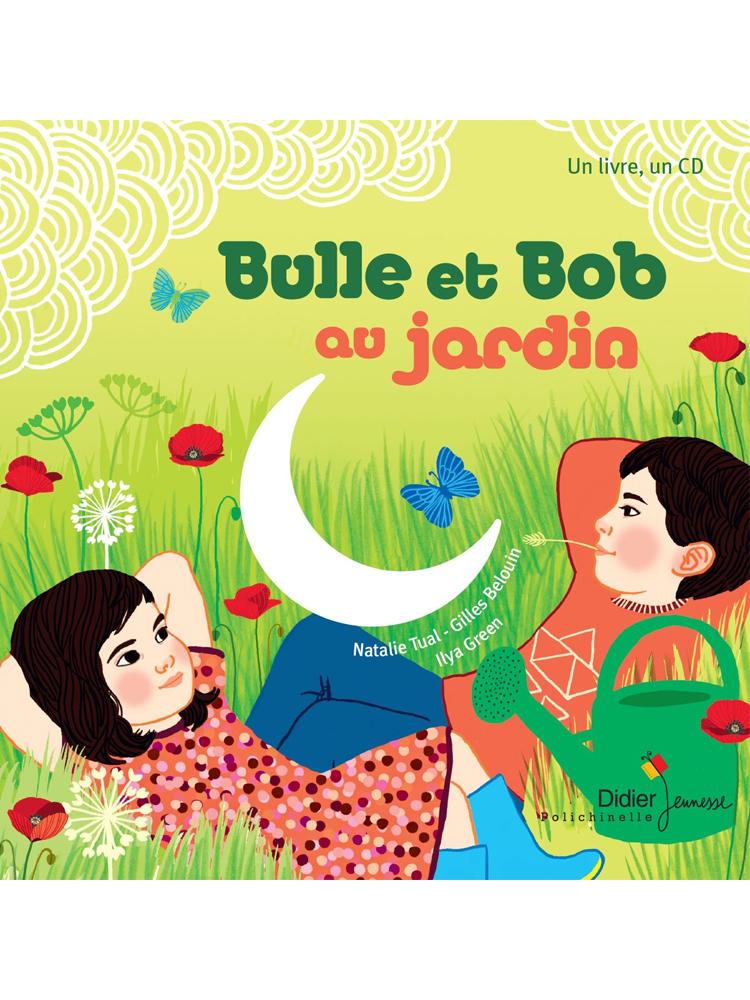 Bulle Et Bob Dans La Cuisine : bulle, cuisine, Bulle, Jardin, Librairie, Enfants