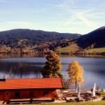 senderismo por Baviera