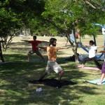 Deporte gratis y al aire libre