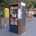 Rincones de Múnich – Biblioteca en la calle
