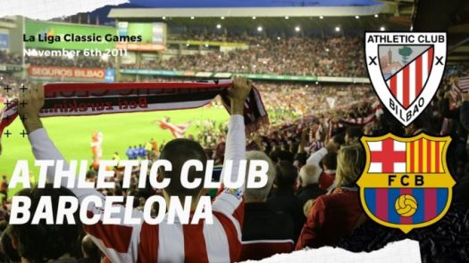 La Liga's greatest games - Athletic Club vs Barcelona (2011)
