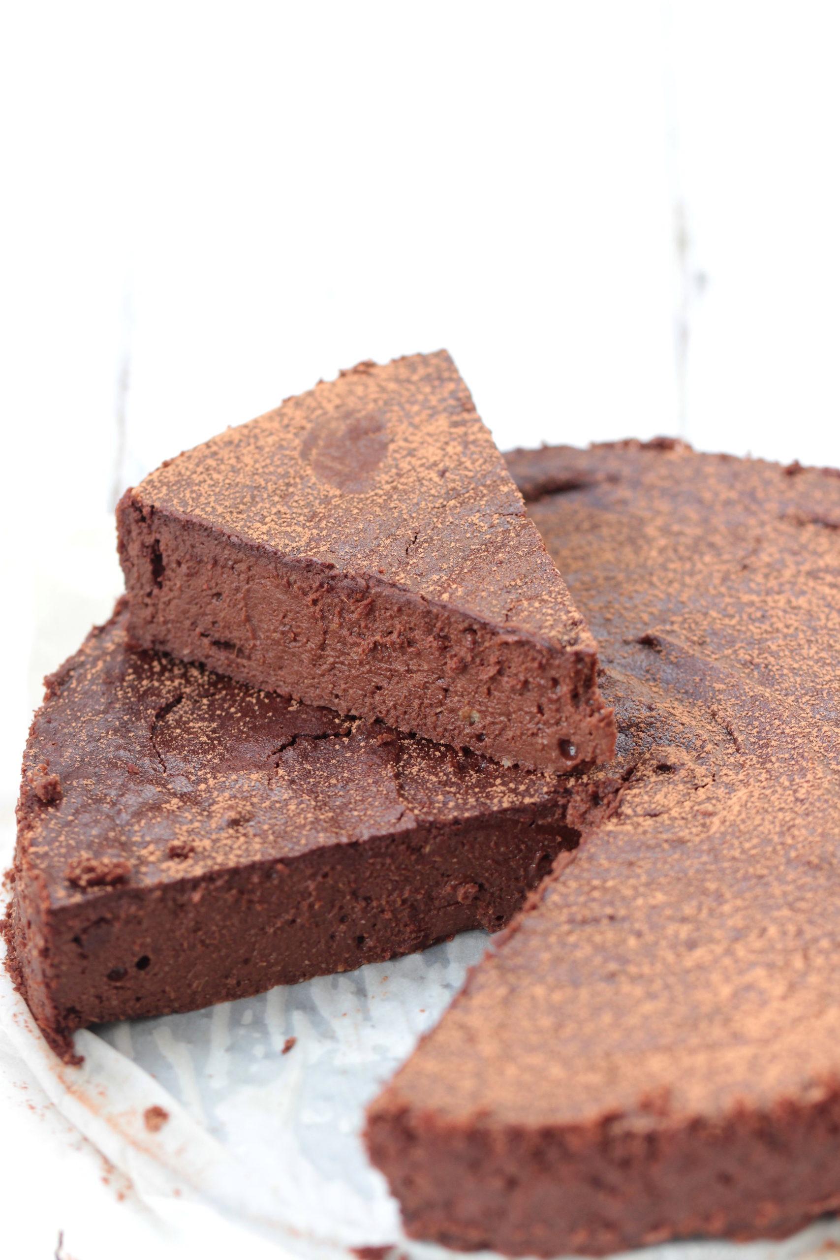 Ultra fondant courge & chocolat (sans sucre ajouté)