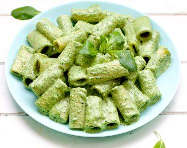 rigatoni vegetale