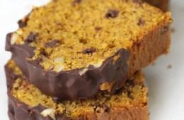cake courge, amande & chocolat