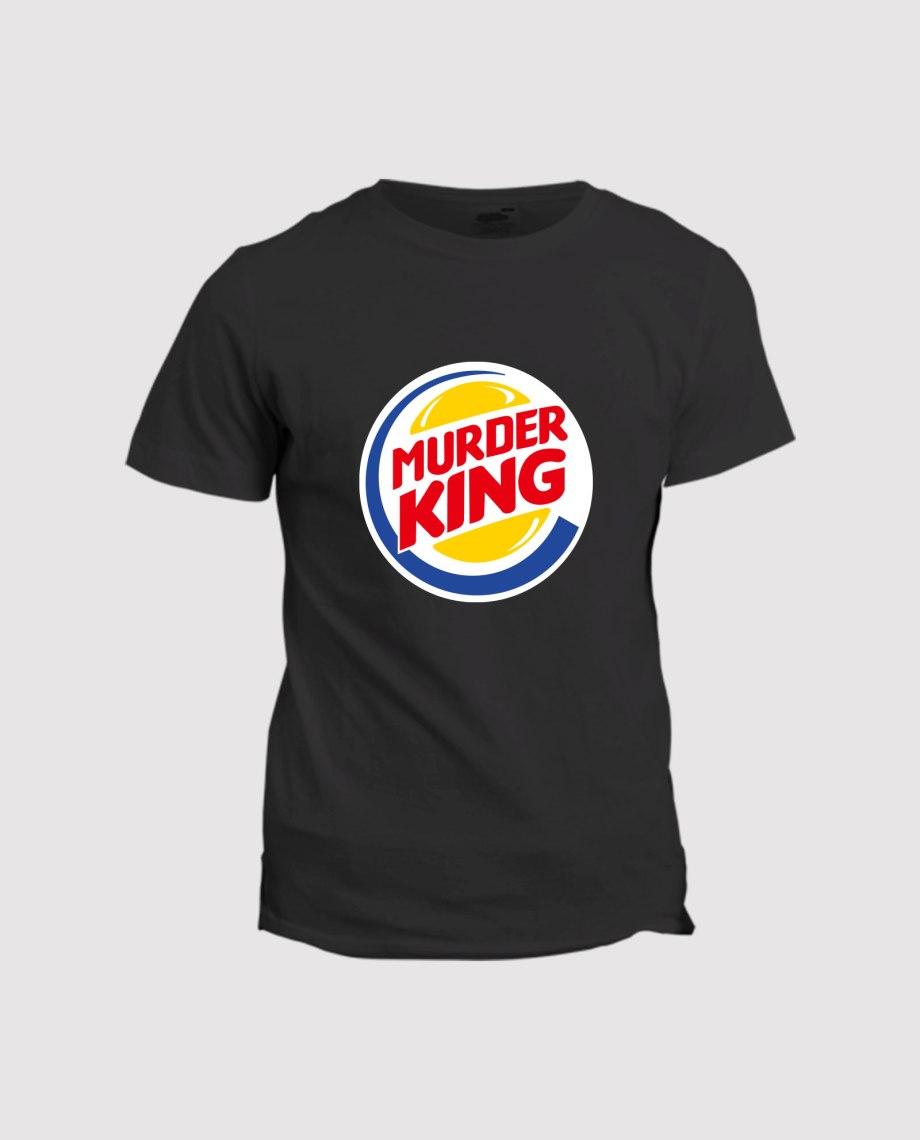 la-ligne-shop-t-shirt-noir-homme-murder-king-detournement-logo-burger-king