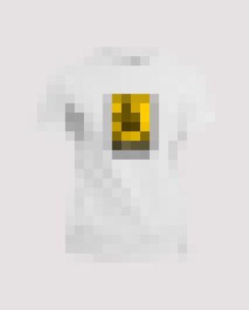 T-shirt blanc Lettre A comme Amour