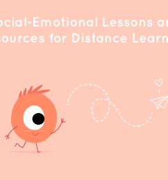 4 Weeks of SEL Lessons and Activities for Distance Learning - Lalilo Blog [ 1080 x 1920 Pixel ]
