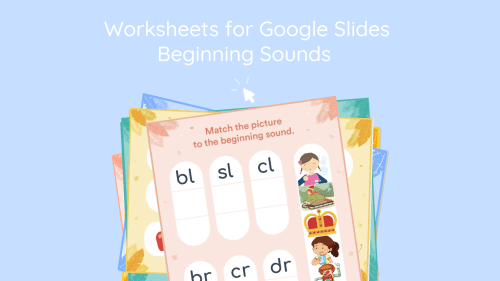 small resolution of Beginning Blends Interactive Worksheet for Google Classroom - Lalilo Blog