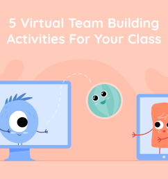 5 Virtual Team Building Activities For Your Class - Lalilo Blog [ 2160 x 3840 Pixel ]