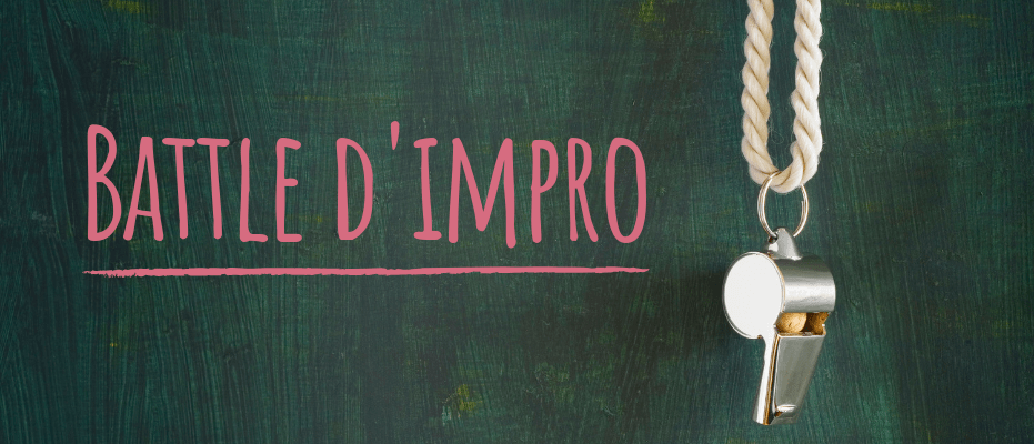 Battle d'Impro Octobre