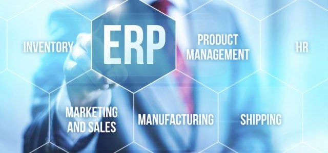 Integration of ERP into our retail business right from Day 1