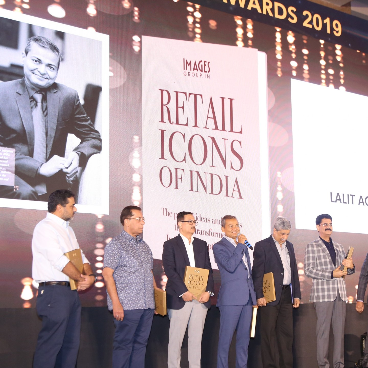 """RETAIL ICONS OF INDIA"""