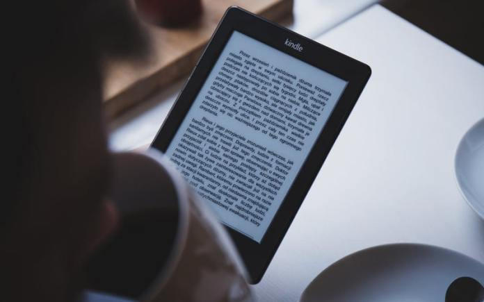 kindle is very popular electronic reading device in india