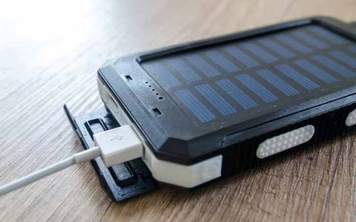 powerbank should be kept in charged state for long life
