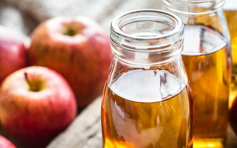 Apple cider vinegar does not  promote weight loss