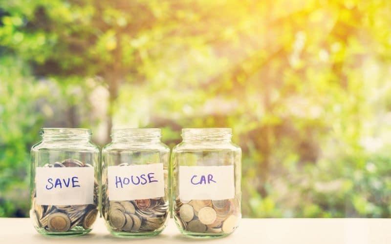 saving money budget
