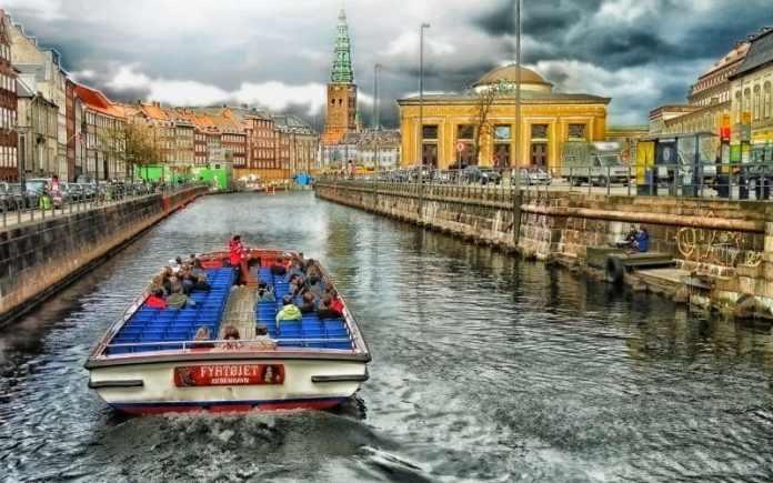 denmark motorboat